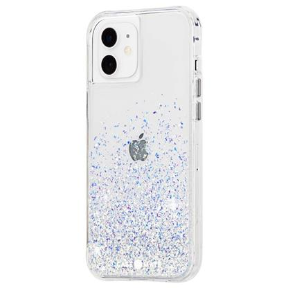 buy Case-Mate Twinkle Ombre Hard Back Case Cover for iPhone 12 Mini Stardust :Casemate