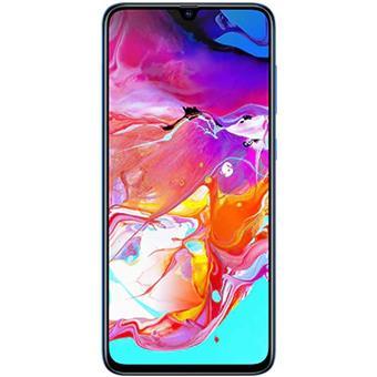 buy SAMSUNG MOBILE A70 A705GH 6GB 128GB BLUE :Samsung