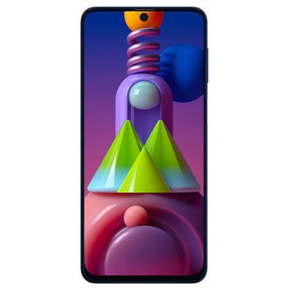 buy SAMSUNG MOBILE GALAXY M51 M515FD 6GB 128GB BLUE :Samsung