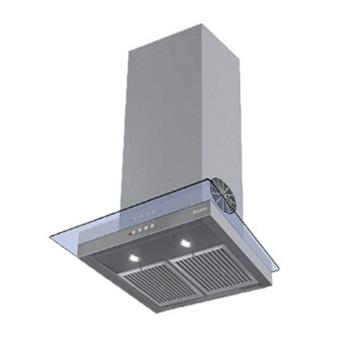 buy FABER CHIMNEY HOOD GLASSY 3D T2S2 LTW 60 SS :Faber
