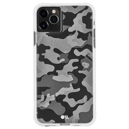 """buy Case-Mate Tough Camo Hard Back Case Cover for Apple iPhone 11 Pro5.8"""" - Clear :Casemate"""