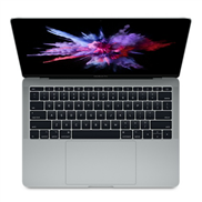 buy Apple Macbook Pro MPXQ2HN/A (Core i5 2.3GHz/8GB/128GB/Iris Plus Graphics 640/13.3 (33.78 cm)/MacOS High Sierra/Space Grey)