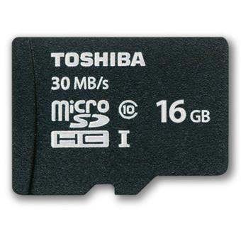 buy TOSHIBA 16GB MICRO SD CARD CLASS 10 :Toshiba