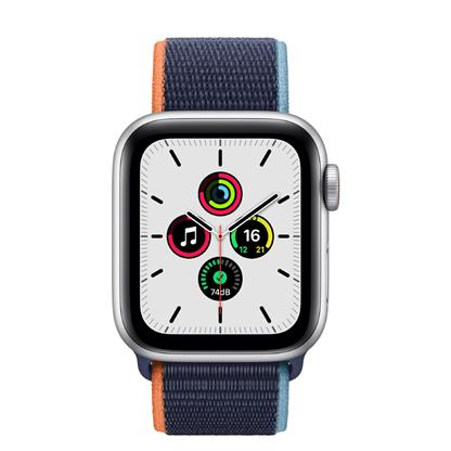 buy APPLE WATCH SE 44 SIL AL NAVY SL CEL MYEW2HN/A :Apple