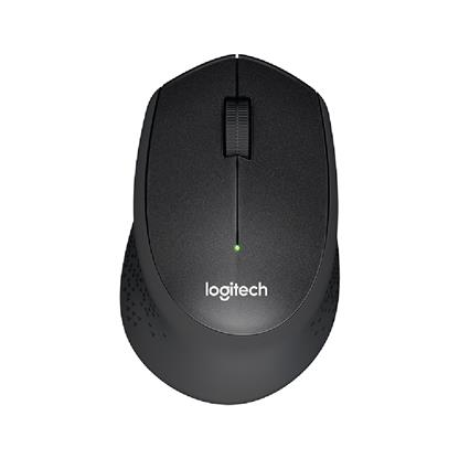 buy LOGITECH WIRELESS SILENT PLUS MOUSE M331 BLACK :Logitech