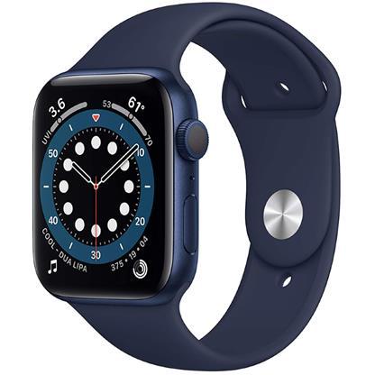 buy APPLE WATCH S6 44MM BLU AL NAVY SP CEL M09A3HN/A :Apple