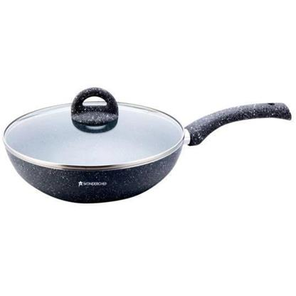 buy WONDERCHEF GRANITE RANGE WOK 26CM :Wonderchef