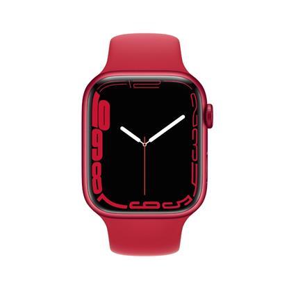 buy APPLE WATCH S7 45MM RED AL RED SP CEL MKJU3HN/A :Apple Watch