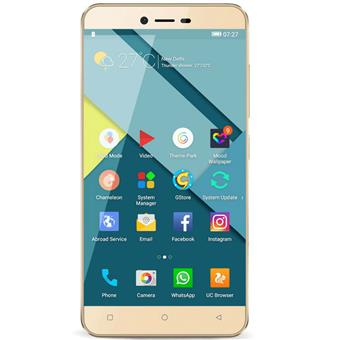 buy GIONEE MOBILE P7 2GB 16GB GOLD :GiONEE
