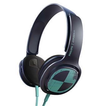 buy PHILIPS O NEILL HEADPHONE SHO3300 ESCAP BLUE :Philips