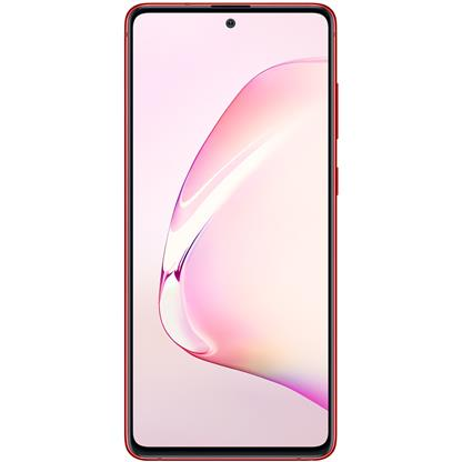 buy SAMSUNG MOBILE GALAXY NOTE 10 LITE N770FN 8GB 128GB RED :Red