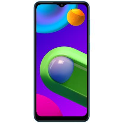 buy SAMSUNG MOBILE GALAXY M02 M022GD 3GB 32GB BLUE :Samsung