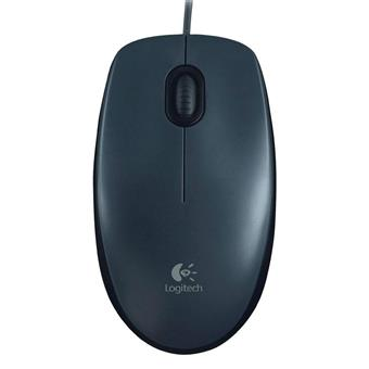 buy LOGITECH WIRED MOUSE M90 :Logitech