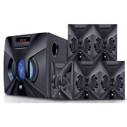 buy IBALL 5.1 CH SPEAKER BOOMBOX BT :IBall