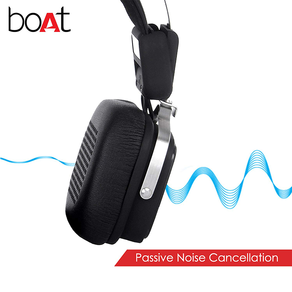 41d1fca2a18 Boat ROCKERZ 600 Bluetooth Headphone Price in India - buy Boat ...