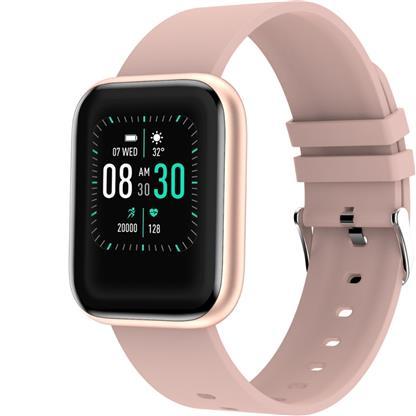 buy FIRE-BOLTT SMART WATCH NINJA BEIGE PINK :Smart Watches & Bands