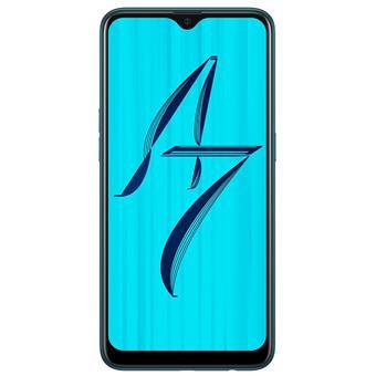 buy OPPO A7 3GB 64GB Glaze Blue :Oppo