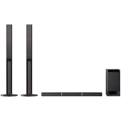 buy SONY HOME THEATER HTRT40 :Dolby Audio Soundbar Home Theatre System with Tall boy Speakers