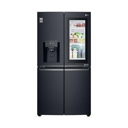 buy LG REF GRX31FMQHL MATTE BLACK (889) :Inverter Compressor