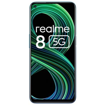 buy REALME MOBILE 8 5G RMX3241 4GB 128GB SUPERSONIC BLUE :Supersonic Blue
