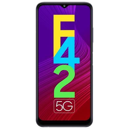 buy SAMSUNG MOBILE GALAXY F42 5G E426BG 6GB 128GB GRAY :Matte Black