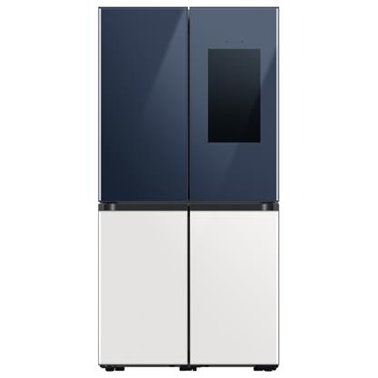 buy SAMSUNG REF RF90A955387 GLAM NAVY WHITE (934) :Inverter Compressor