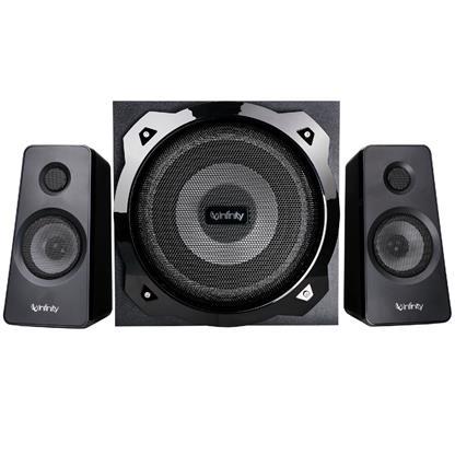 buy INFINITY 2.1CH SPEAKER OCTABASS210 :3 Equaliser Modes