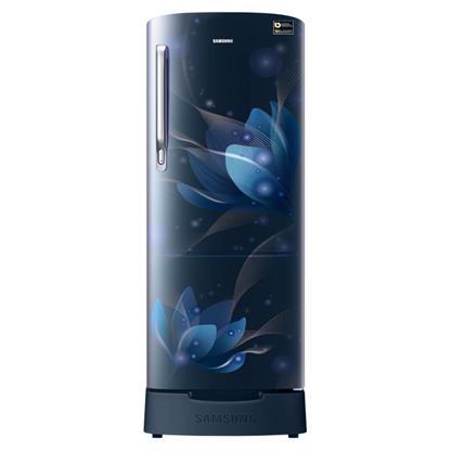 buy SAMSUNG REF RR20T182YU8 BLOOMING SAFFRON BLUE (192) :Samsung