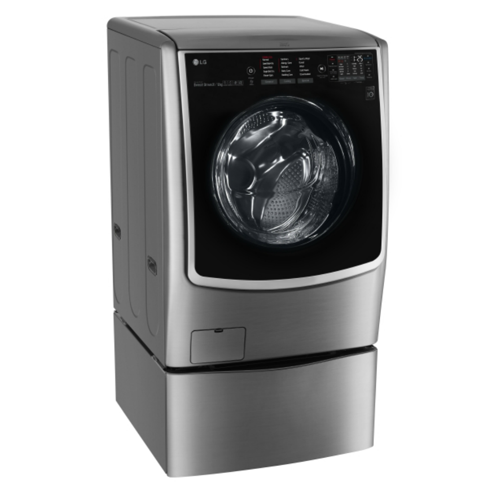 LG F0K4CHK2T2 21/12 Kg Washer Dryer Price in India - buy LG