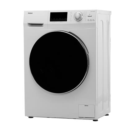buy HAIER WM HW6010636WNZP BLACK WHITE (6 KG) :Haier