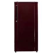 buy Haier HRD1703SRE 170Ltr Direct Cool Refrigerator (Red)