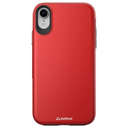 """buy Stuffcool Impact Hard Back Case Cover for Apple iPhone XR 6.1"""" (2018) - Red :Stuffcool"""