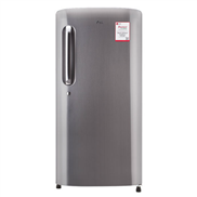 buy LG GLB221APZY 215Ltr Direct Cool Refrigerator (Shiny Steel)