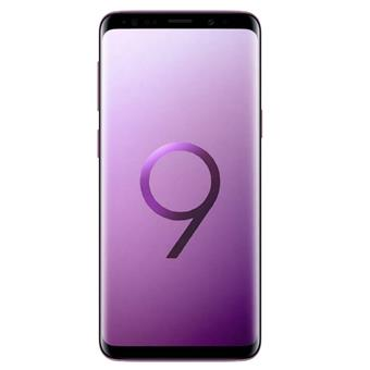 buy SAMSUNG MOBILE S9 G960FD 4GB 64GB PURPLE :Samsung