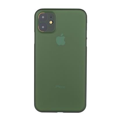 """buy Stuffcool Thins Ultra Slim Back Case Cover for Apple iPhone 11 6.1"""" - Green :Stuffcool"""