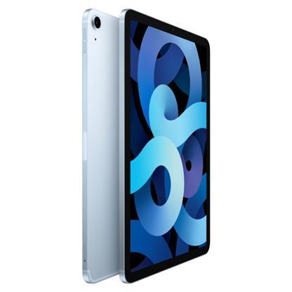 buy APPLE IPAD AIR 4TH GEN CELLULAR 64GB MYH02HN/A SKY BLUE :Best Display