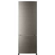 buy Haier HRB3404BSE 320Ltr Frost Free Refrigerator (Silver Brushline)