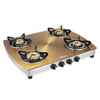 buy SUNFLAME COOKTOP 4B CRYSTAL GOLD :Sunflame