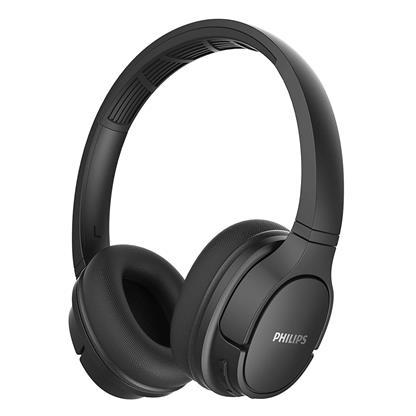 buy PHILIPS BT HEADPHONE TASH402 BLACK :Philips