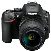 buy Nikon EOS D5600 DSLR Camera (18-55+70-300mm, Black)