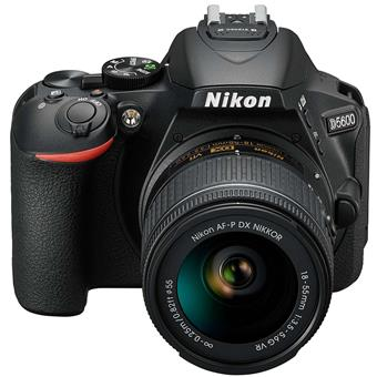 buy NIKON DSLR D5600 WITH 18-55+70-300MM LENS :Nikon