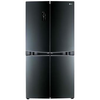 buy LG REF GRD35FBGHL LUMINOUES BLACK :LG