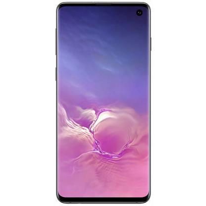 buy SAMSUNG MOBILE S10 G973FD 8GB 128GB PRISM BLACK :Samsung
