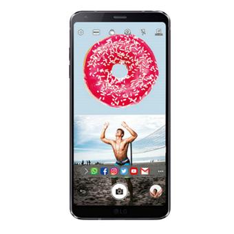 buy LG MOBILE G6 LGH870DS 4GB 64GB BLACK :LG