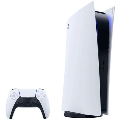 buy SONY PLAY STATION PS5 DIGITAL EDITION 1TB CONSOLE (WHT) :PlayStation