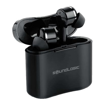 buy SOUNDLOGIC TRUE BEATS TWS EARBUDS TWE002 BLACK :Soundlogic