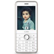 buy Lava Spark i8 (White Gold)