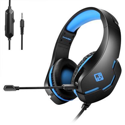 buy Cosmic Byte Stardust Gaming Headphone with Flexible Mic (Blue) :Cosmic Byte
