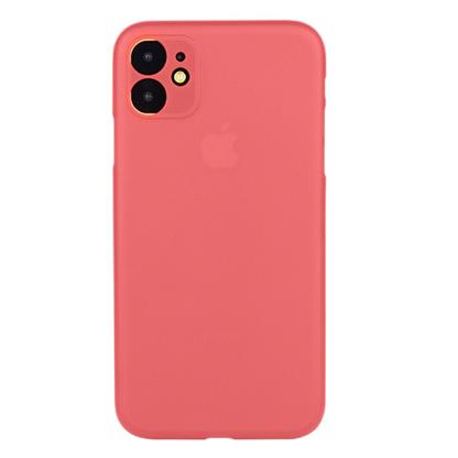 "buy Stuffcool Thins Ultra Slim Back Case Cover for Apple iPhone 11 6.1"" - Red :Stuffcool"