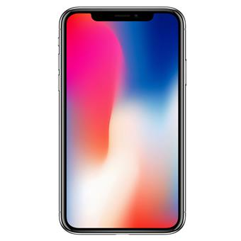 buy IPHONE MOBILE X 64GB SILVER :Apple